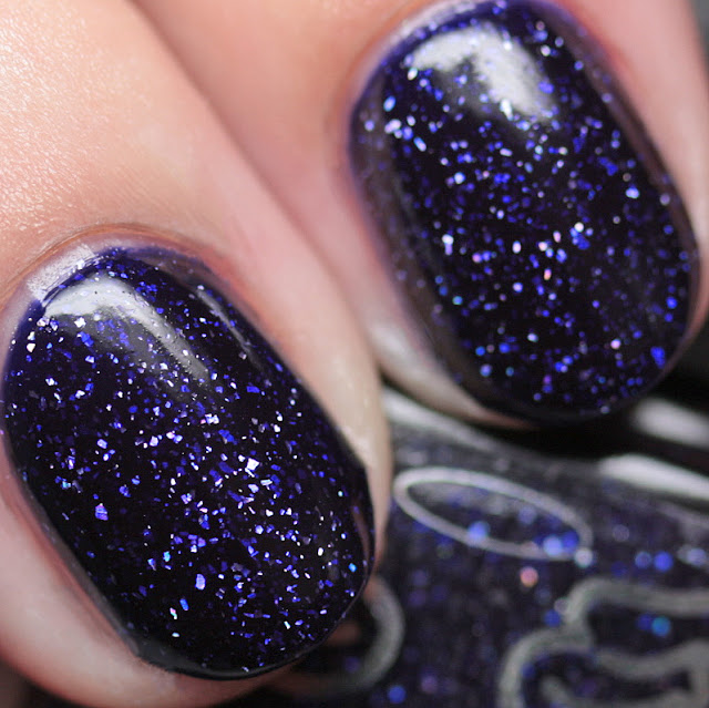 Grace-full Nail Polish Midnight Clear