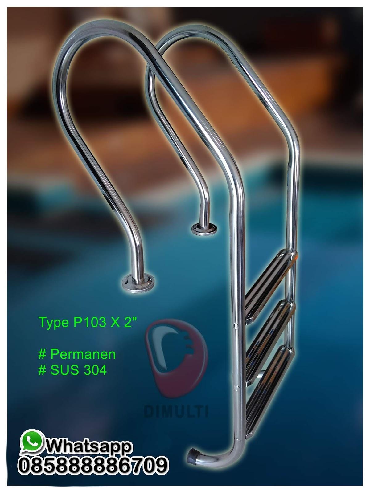 Tangga Kolam Renang Type P103 X 2