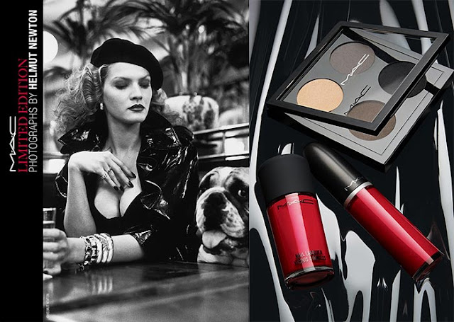 MAC x Helmut Newton Fall 2016 Makeup Collection