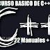 CURSO BÁSICO DE C++ 22 MANUALES + EXAMEN FINAL DE EVALUACIÓN (PDF) (MEGA-MEDIAFIRE)