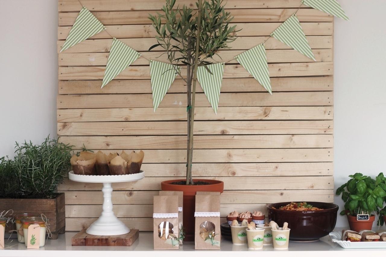 Verlockendes...: Mediterran-Tea-Party-Sweet-Table