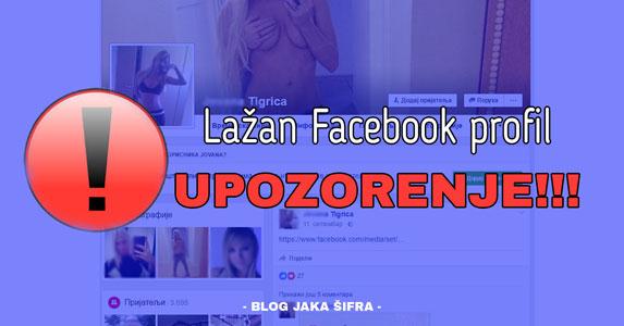 Kako prepoznati lažan profil na Facebook-u?