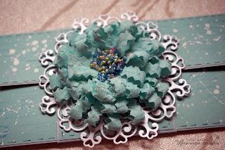 цветы ручной работы скрапбукинг