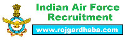 Indian Air Force Jobs, IAF Government Job Vacancy