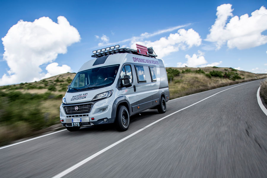 Used Rvs Fiat Ducato 4x4 Expedition Rv For Sale By Owner