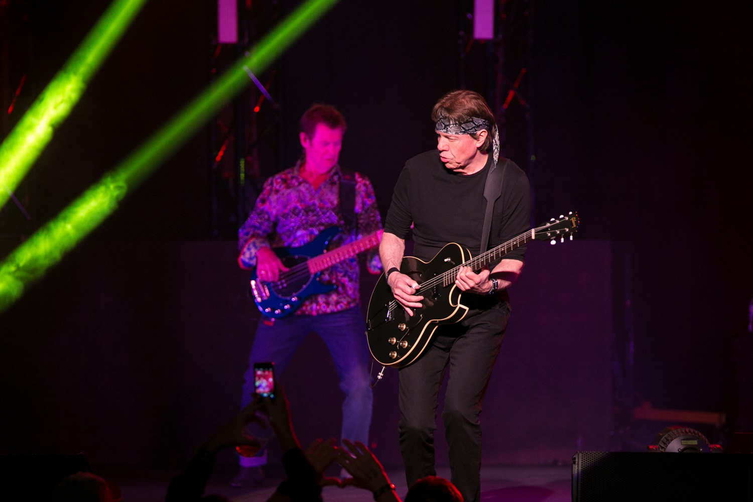 George Thorogood Damon Fowler The Pageant St Louis Mo Mtc Mag