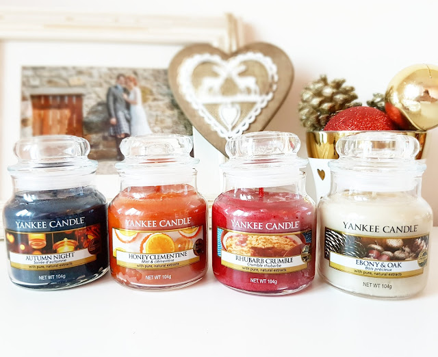 Cosy Autumnal Nights with the Yankee Candle Harvest Time Collection