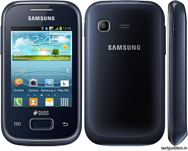 Samsung Galaxy Y Plus price in India and specs