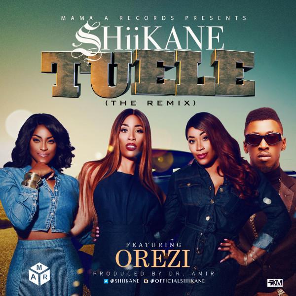 Shiikane Orezi-Tuele Remix
