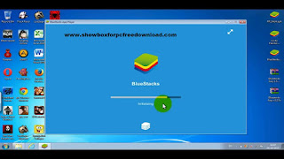 Showbox Bluestack
