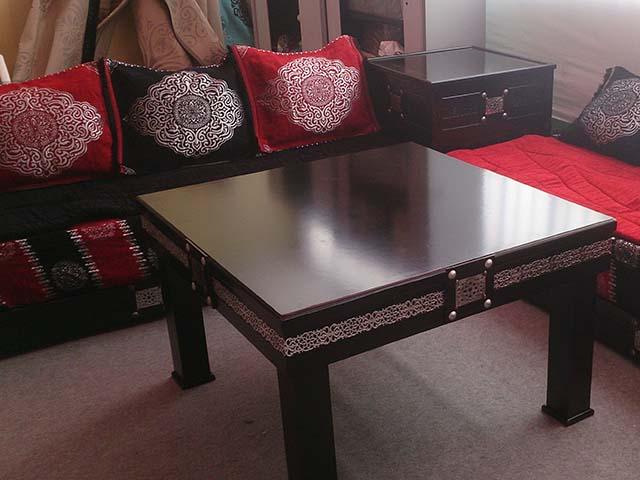 salon oriental pas cher good salon moderne pas cher maroc rideaux marocain prix with salon. Black Bedroom Furniture Sets. Home Design Ideas