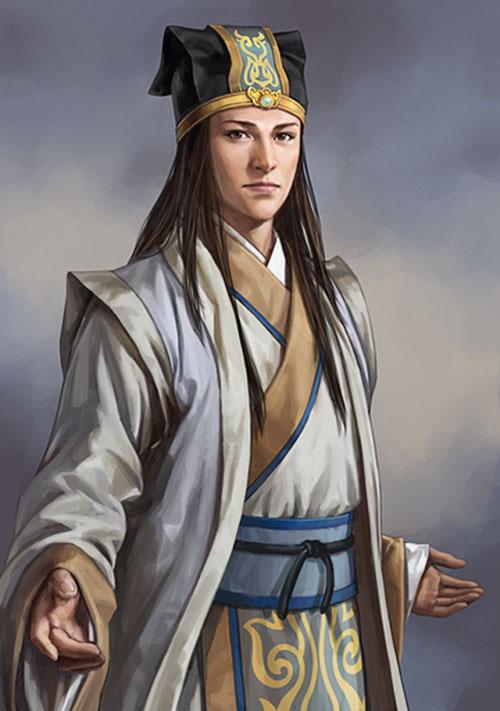 """""""เตียวเหลียง"""" หรือ """"จางเหลียง"""" (Zhang Liang)"""