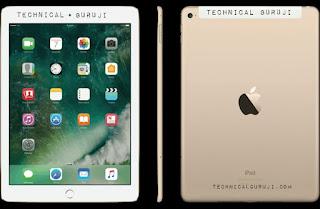 Apple iPad Air 2 Tablet ke baare me Technical Guruji