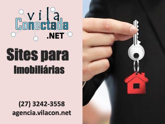 Site para Imobiliárias e Corretores de Imóveis