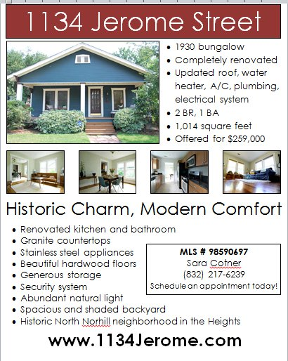 Feeding the soil for sale by owner how to sell your own for Home for sale by owner flyer template