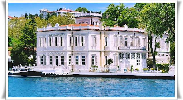 Impresii HOTEL SAIT HALIM PASA YALISI locatie de lux Turcia