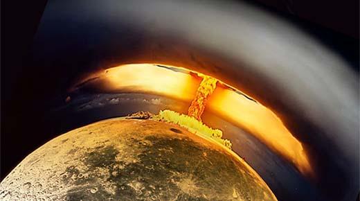 Proyecto A119: El Plan de EE.UU. para hacer estallar un bomba nuclear sobre la Luna