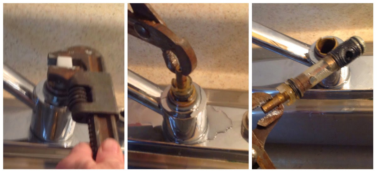 removing a moen kitchen faucet single handle david trebacz how to fix leaking moen high arc 27940