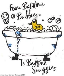 Bathtime Bubbles Bedtime Snuggles