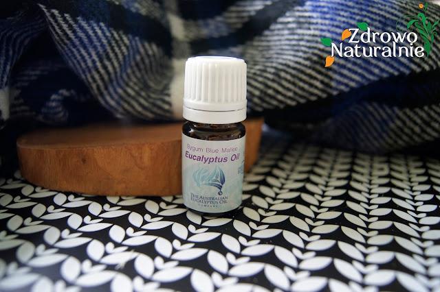 Olejek eukaliptusowy Blue Mallee 100%