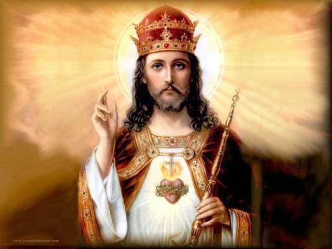 Christ the king sunday