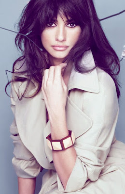 الممثلة الاسبانية بينلوبي كروز Penelope Cruz