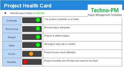 monthly project status report template, project progress report template