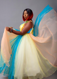 "17 - Sensational Singer ""Crystal"" releases her hot sizzling promotional photos"