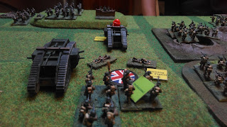 Victory for the British