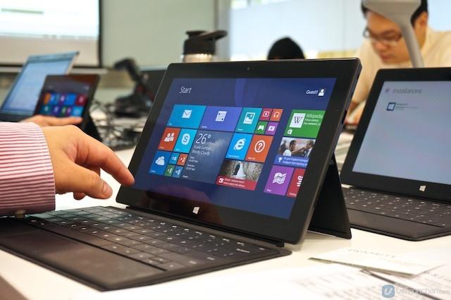 Microsoft Rilis Surface Pro 5 Terungkap