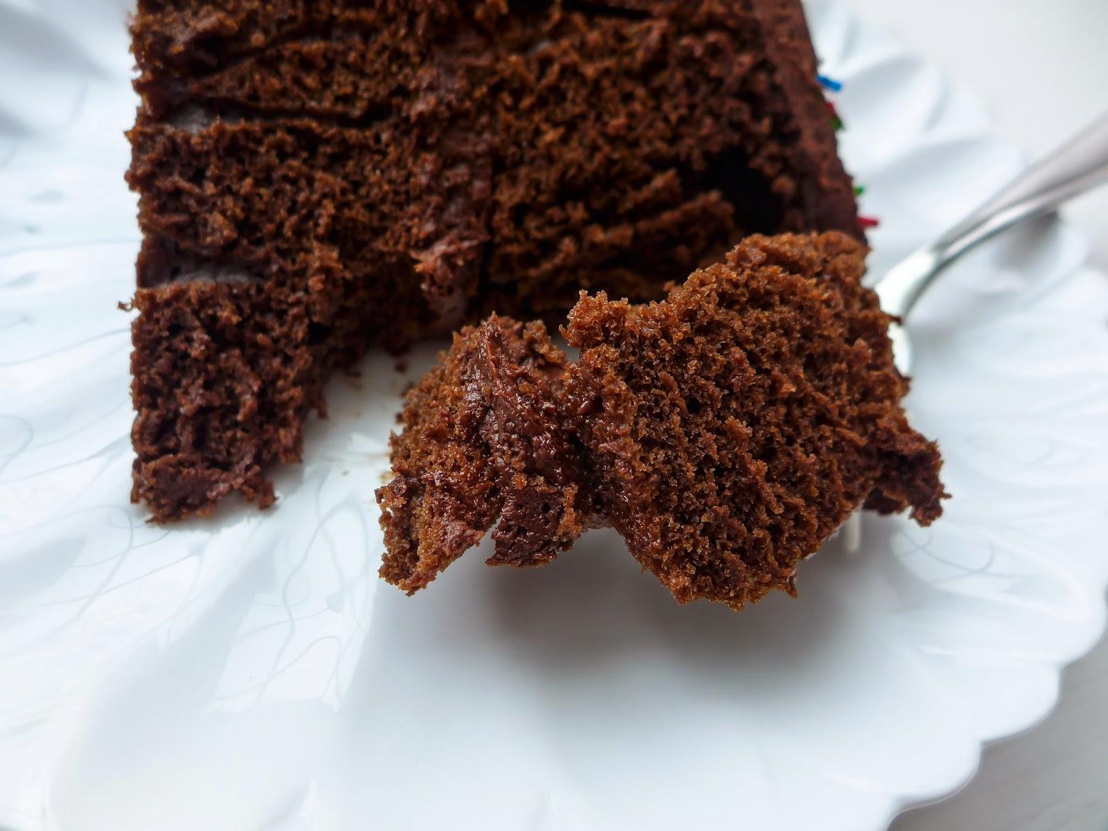 Best Darn Chocolate Cake Ever