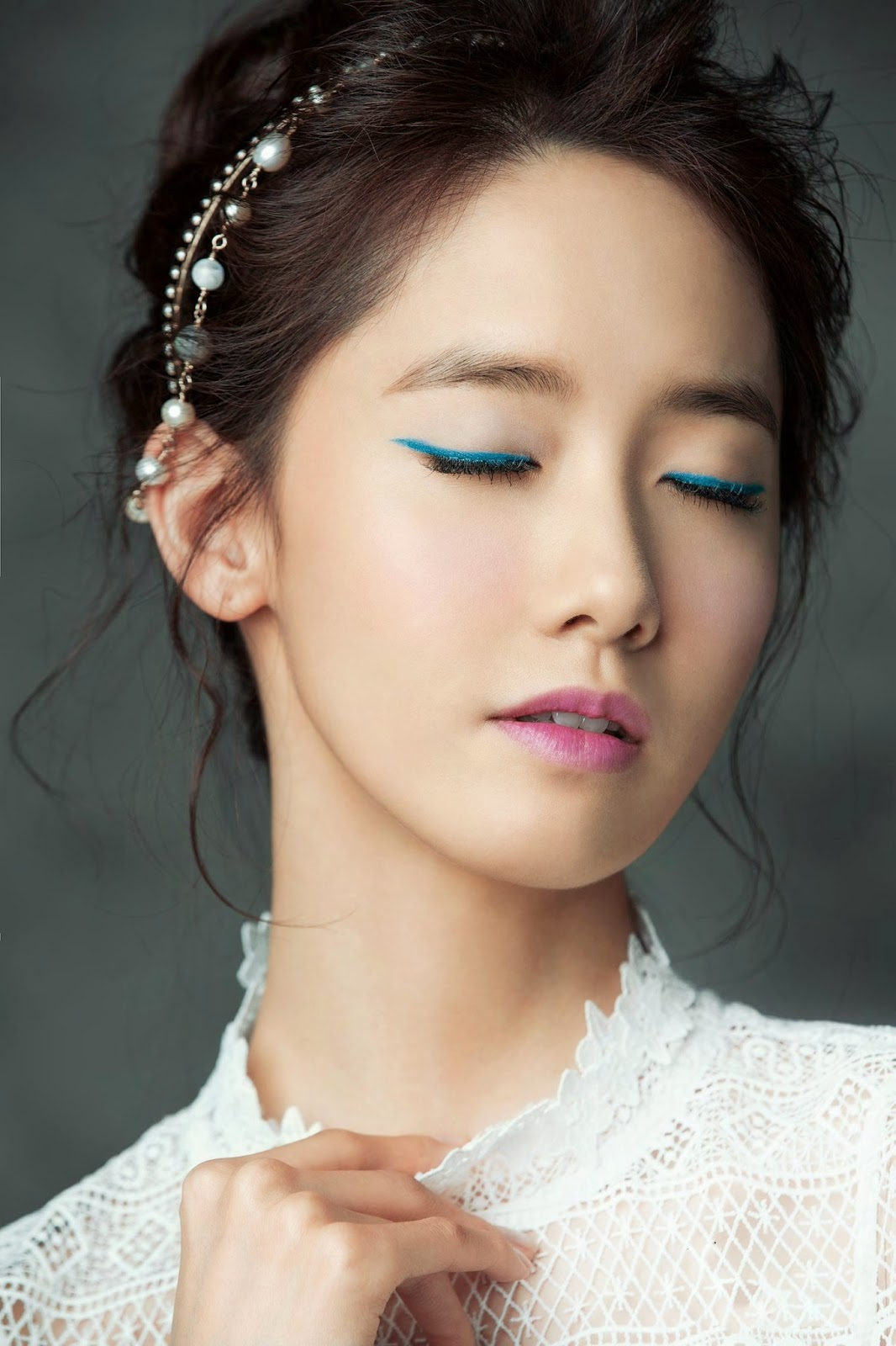 Korean Celebrities: Girls' Generation Yoona For ELLE China