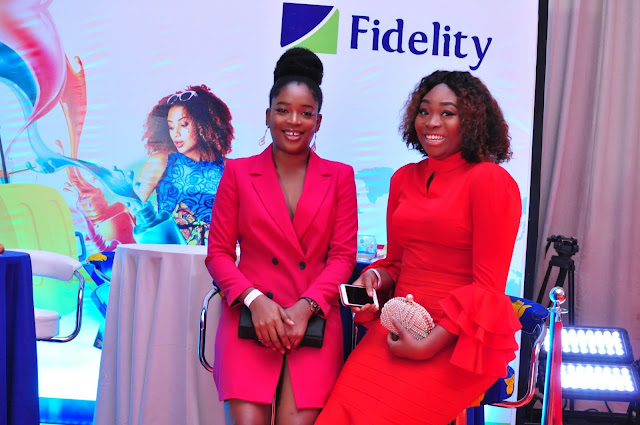 Fidelity Bank supports Nigerian film industry, partners Biola Alabi on new movie