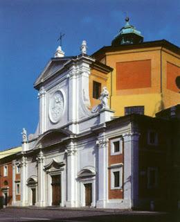 Santa Maria del suffragio Cervia Ravenna