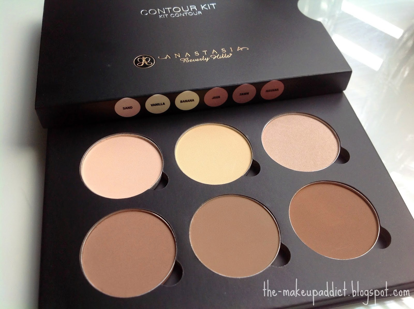 Anastasia Beverly Hills Contour Kit Review Jessica Melgoza