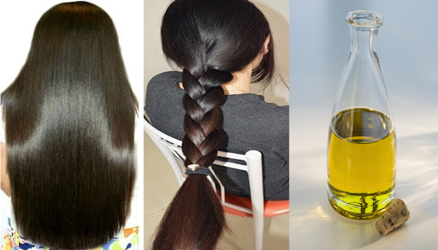 Easy Natural Way On How To Grow Healthy Long and Thicken Hair At Home