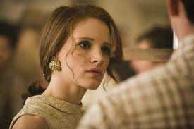 The Debt - Jessica Chastain | A Constantly Racing Mind