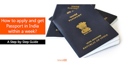 Cover Photo: How to apply for Passport in India