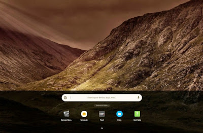 Chrome OS Test