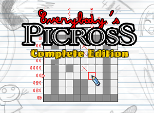 Everybody's Picross Complete Edition