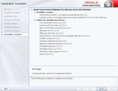 Oracle WebLogic Server, 12cR1, Oracle Database Tutorials and Materials, Oracle Database Guides