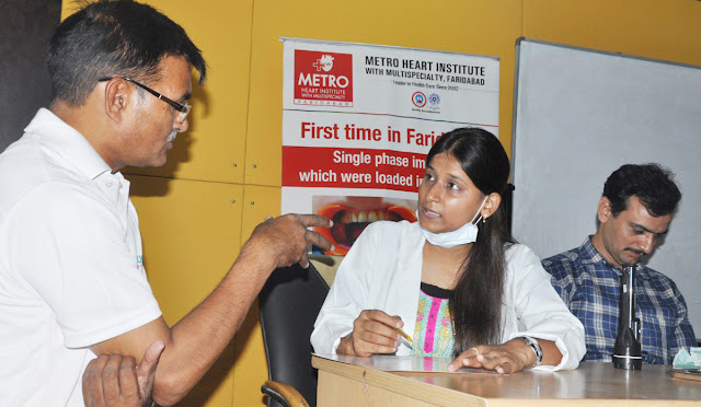 health-check-up-camp-ymca-university-faridabad