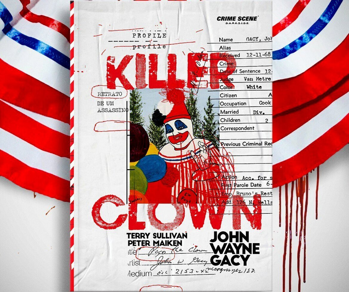 Resenha: Killer Clown Profile - Retrato de um Assassino, de Terry Sullivan e Peter Maiken
