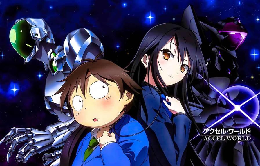 20 Rekomendasi Anime Game Terbaik Tentang Gamer Dunia 1 Accel