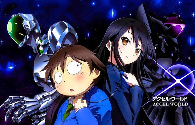 rekomendasi anime game terbaik