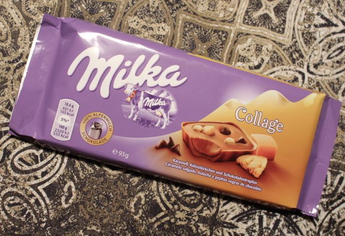 Milka Beschwerde