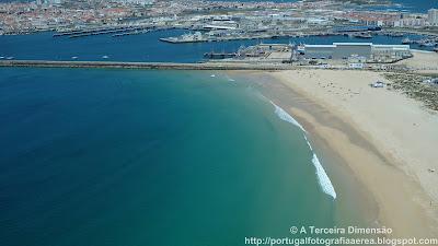 Praia do Molhe Leste