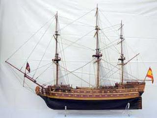 navío Conquistador