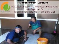 SEDOT WC GEDANGAN SIDOARJO DI 085733557739