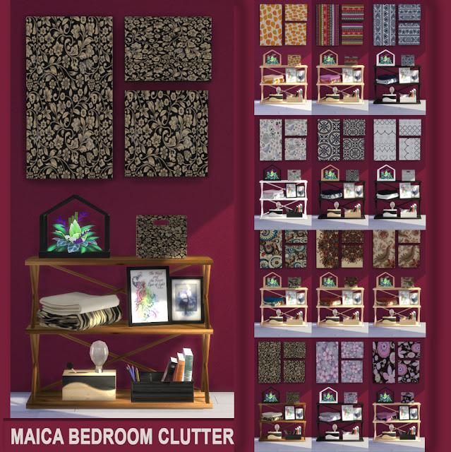 Clutter Dormitorio Maica 6